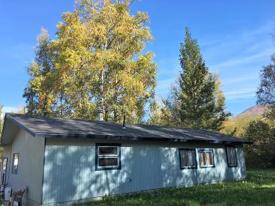 Eagle River, Chugiak Single Family Home For Sale: 17046 Monte Road