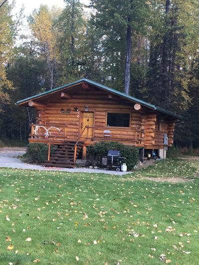 Big Lake, Palmer, Sutton, Wasilla, Willow Rental For Rent: 6901 N Champion Road