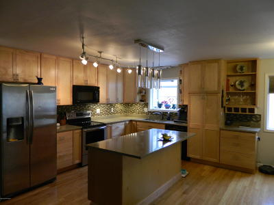 Anchorage Single Family Home For Sale: 160 Ocean Park Drive