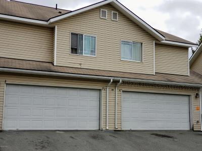 Anchorage AK Condo/Townhouse For Sale: $285,000