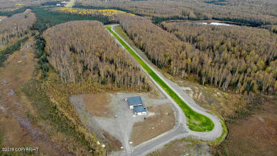 Wasilla Residential Lots & Land For Sale: 9645 Aircraft Court