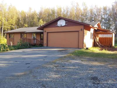 Wasilla Single Family Home For Sale: 931 N Iroquois Drive