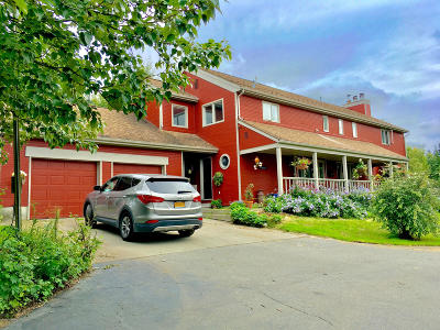 Anchorage Single Family Home For Sale: 9651 Copper Drive