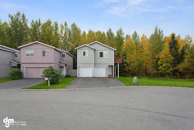 Anchorage Single Family Home For Sale: 6514 Desiree Loop