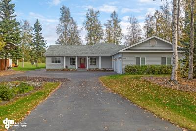 Wasilla Single Family Home For Sale: 6261 S Roosevelt Drive