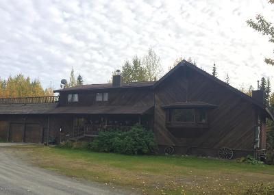 Soldotna AK Single Family Home For Sale: $295,000