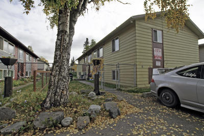 Anchorage Multi Family Home For Sale: 543 Mumford Street