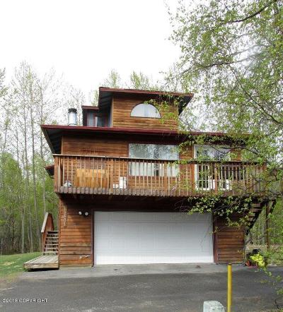 Chugiak, Eagle River Single Family Home For Sale: 17681 Beaujolais Drive