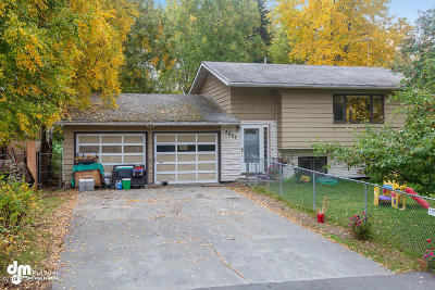 Anchorage Single Family Home For Sale: 3237 Robin Street