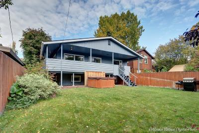 Anchorage Multi Family Home For Sale: 916 W 19th Avenue