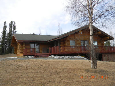 Soldotna Single Family Home For Sale: 32501 Funny River Road