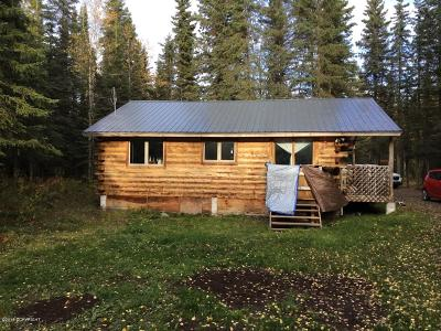 Soldotna, Sterling, Kenai Single Family Home For Sale: 39115 Missouri Street