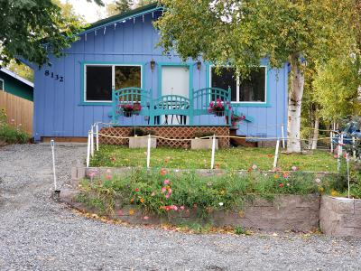 Anchorage Single Family Home For Sale: 8132 Seaview Street