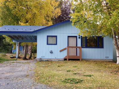 Anchorage Single Family Home For Sale: 8124 Seaview Street