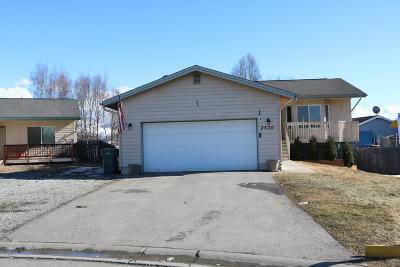 Anchorage Single Family Home For Sale: 2320 Leopard Circle