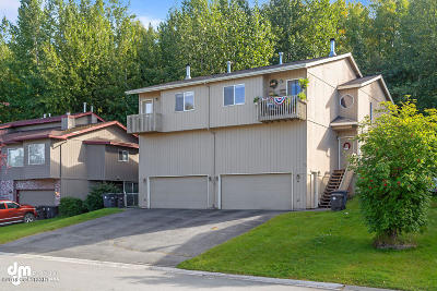 Anchorage Multi Family Home For Sale: 4021 Lunar Drive
