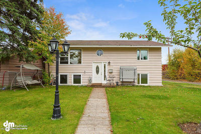 Anchorage Single Family Home For Sale: 202 S Hoyt Street