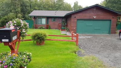 Chugiak Single Family Home For Sale: 23055 Green Garden Drive