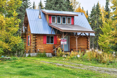 Soldotna, Sterling, Kenai Single Family Home For Sale: 24847 Vega Street