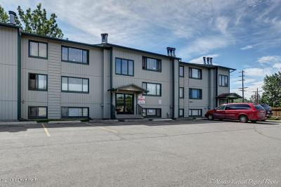Anchorage Condo/Townhouse For Sale: 251 McCarrey Street #16