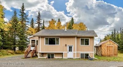 Soldotna, Sterling, Kenai Single Family Home For Sale: 47606 Kristina Way
