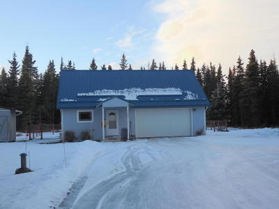 Kenai Single Family Home For Sale: 36205 Cork Line Drive