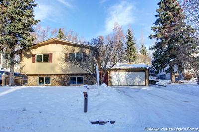Anchorage Single Family Home For Sale: 13801 Venus Way