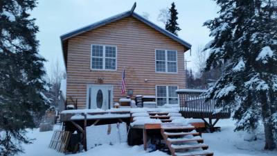 Eagle River AK Single Family Home For Sale: $299,000