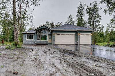 Chugiak AK Single Family Home For Sale: $462,000