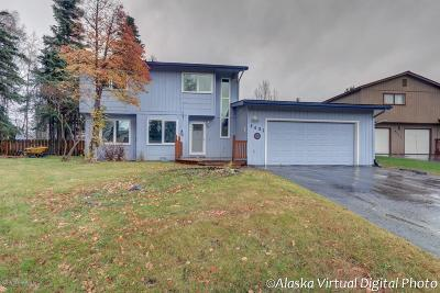 Anchorage Single Family Home For Sale: 9431 Strathmore Drive