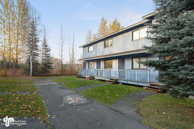 Anchorage AK Multi Family Home For Sale: $543,000