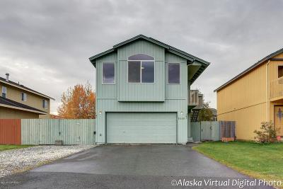 Anchorage Single Family Home For Sale: 6440 Norm Drive
