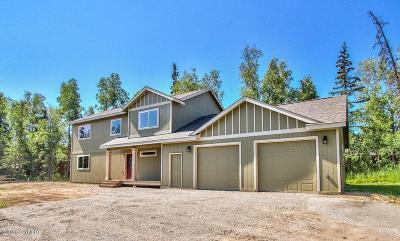 Wasilla Single Family Home For Sale: 2760 E Wanamingo Drive