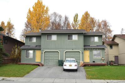 Anchorage AK Multi Family Home For Sale: $409,000