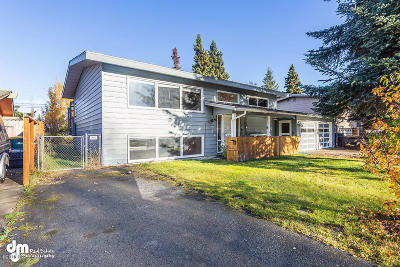 Anchorage Single Family Home For Sale: 1913 S Salem Drive