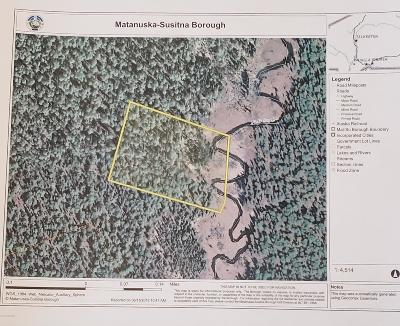 Big Lake, Palmer, Sutton, Wasilla, Willow Residential Lots & Land For Sale: Tr B No Road Road