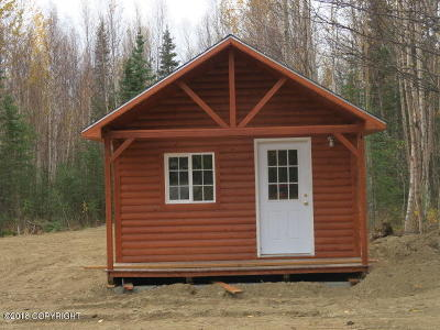 1d - Matanuska Susitna Borough Single Family Home For Sale: 2682 W Megan's Circle