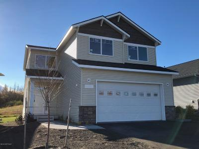 Anchorage Condo/Townhouse For Sale: 8991 Dry Creek Loop #35