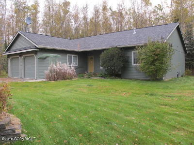 Wasilla Single Family Home For Sale: 5471 S Highlander Drive