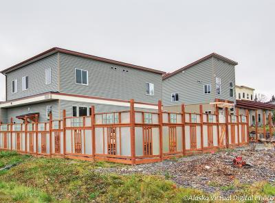 Anchorage Condo/Townhouse For Sale: 9097 Nuthatch Place #1A