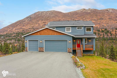 Eagle River AK Single Family Home For Sale: $485,900