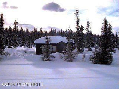 Homer Single Family Home For Sale: Tr C Caribou Lake