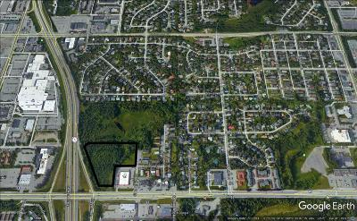 Anchorage Residential Lots & Land For Sale: NHN Tudor Road