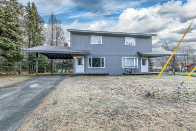 Kenai Single Family Home For Sale: 315 Walker Lane