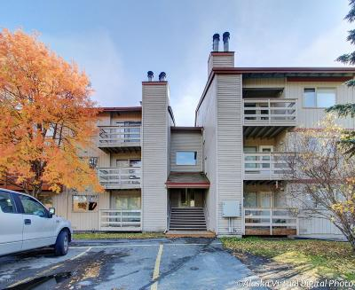 Anchorage AK Condo/Townhouse For Sale: $142,500