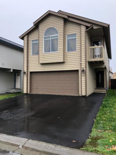 Anchorage AK Single Family Home For Sale: $306,900