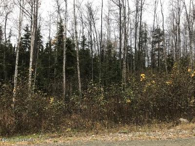 Wasilla Residential Lots & Land For Sale: 6602 Beverly Hills Circle