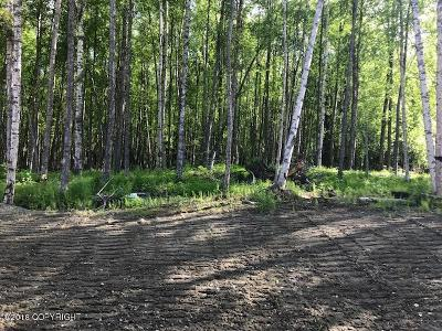 Wasilla Residential Lots & Land For Sale: 14035 Sandy Hills Circle