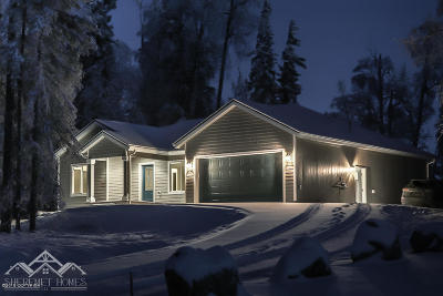 Wasilla AK Single Family Home For Sale: $257,000