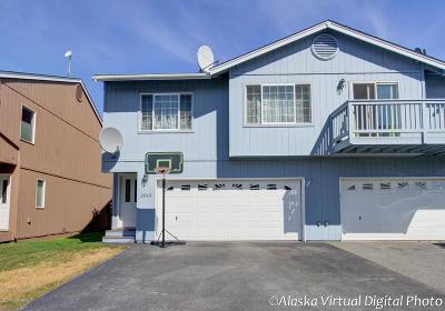 Anchorage Rental For Rent: 2969 Silver Chase Court #21